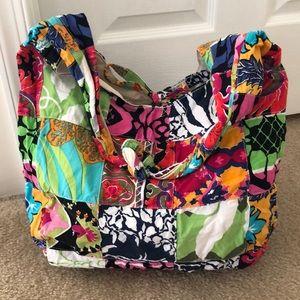 Cotton J.Crew Shoulder Bag.